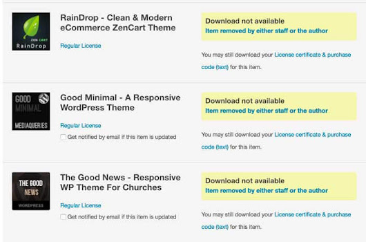 Reasons To Use Caution When Considering ThemeForest Themes