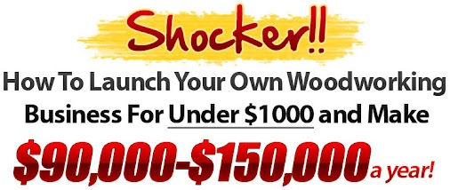 I Started My Business In a Small 10x20 Feet Space... How To Launch Your Own Woodworking Business For...