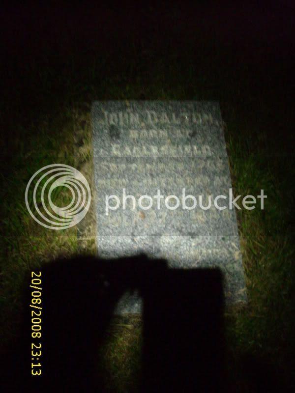 The real John Dalton!