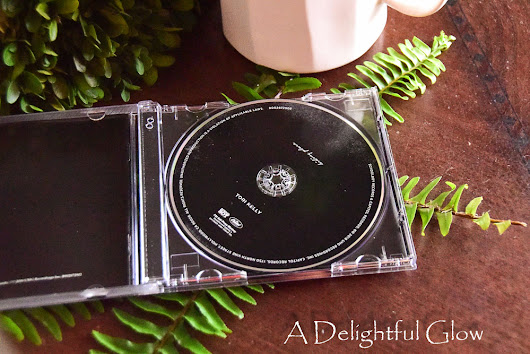 Tori Kelly Hiding Place CD Giveaway ⋆ A Delightful Glow