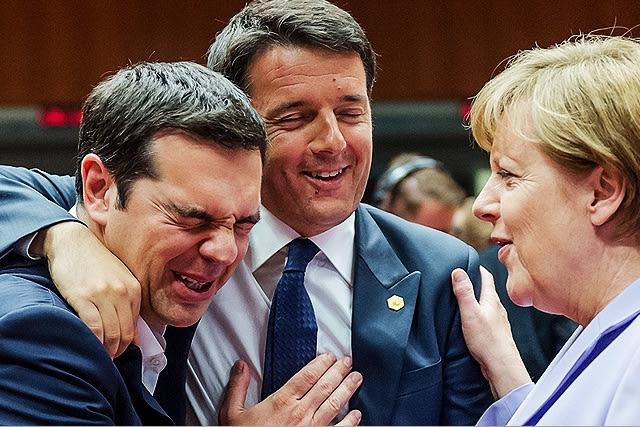 Οι Ευρωπαίοι ηγέτες στη μάχη του Twitter. Έκπληξη ο Τσίπρας