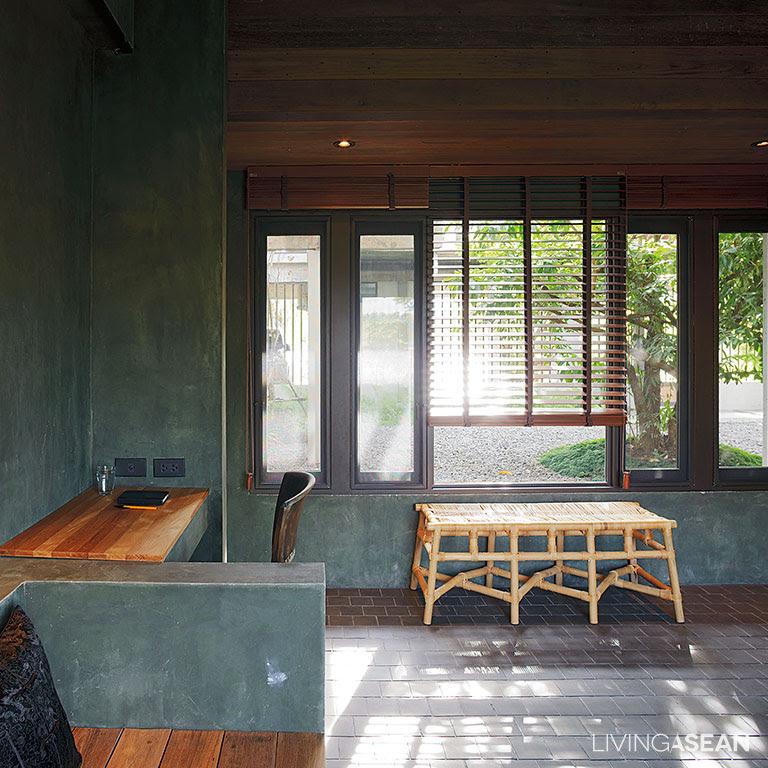 Minimalist House Design: Amakan Native House Design Two Storey