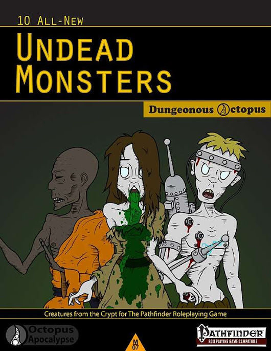 10 All-New Undead Monsters