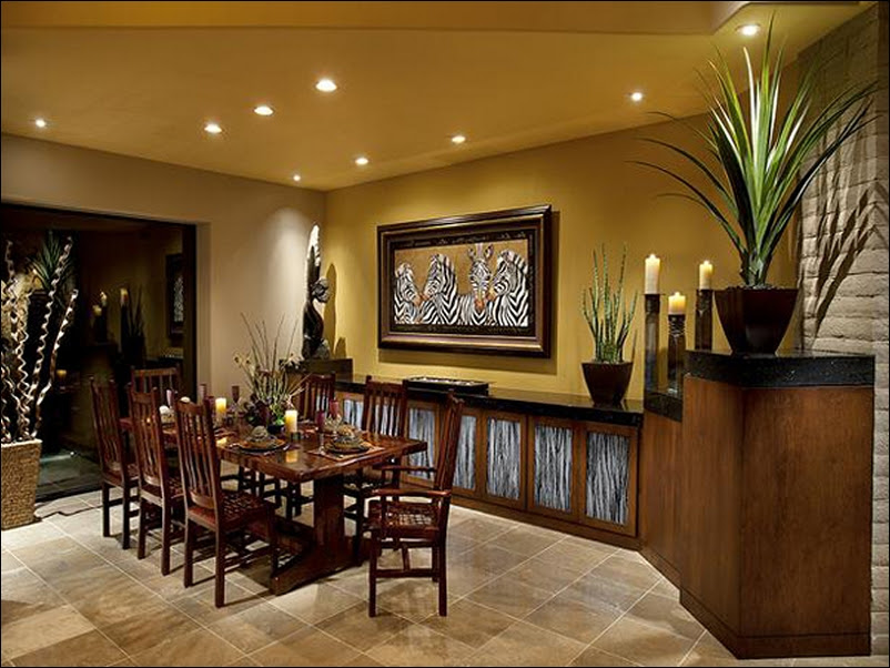 20 Fabulous Dining Room Wall Decorating Ideas - Home And ...