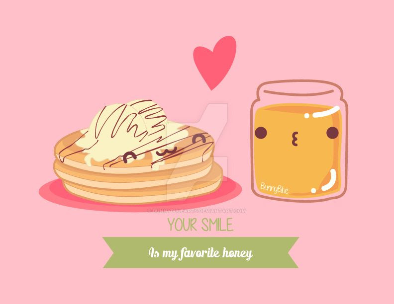 Honey~ by bunnybluearts
