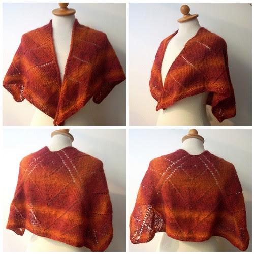 """""""Nili"""" shawl by Asplund"""