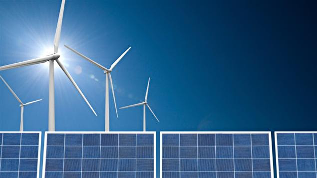 energie solaire eolienne