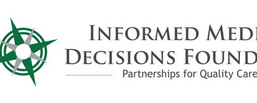 Informed Medical Decisions Foundation: Member Profile Form