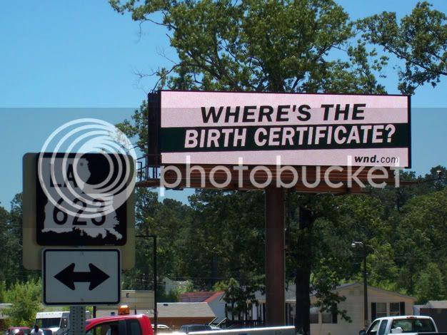wnd birth certificate billboard