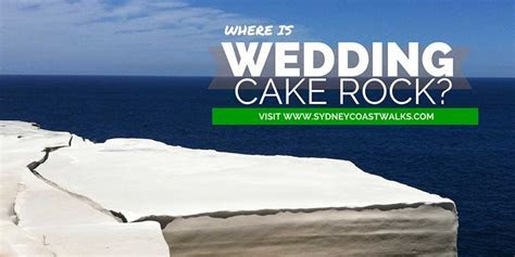 Where is Wedding Cake Rock?   Sydney Coast Walks