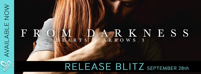 [New Release] FROM DARKNESS by Staci Hart @imaquirkybird @jennw23