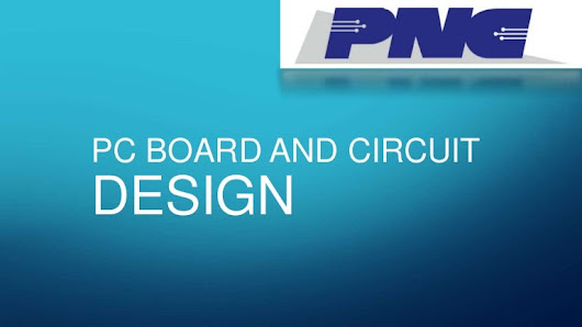 PNC Inc. - PC Board and Circuit Design