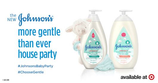 You've got to check out JOHNSON'S®'s More Gentle Than Ever House Party event on Ripple Street!