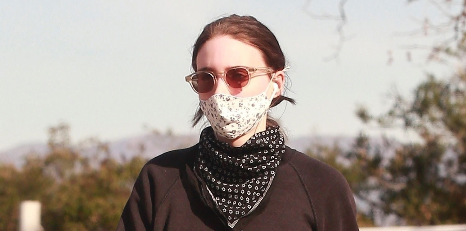 Rooney Mara Makes Rare Public Outing After Welcoming Son ...