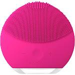 Foreo Luna Mini 2 Facial Cleansing Brush for All Skin Types - Fuchsia