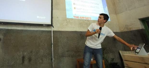 Jorge Izquierdo, joven desarrollador