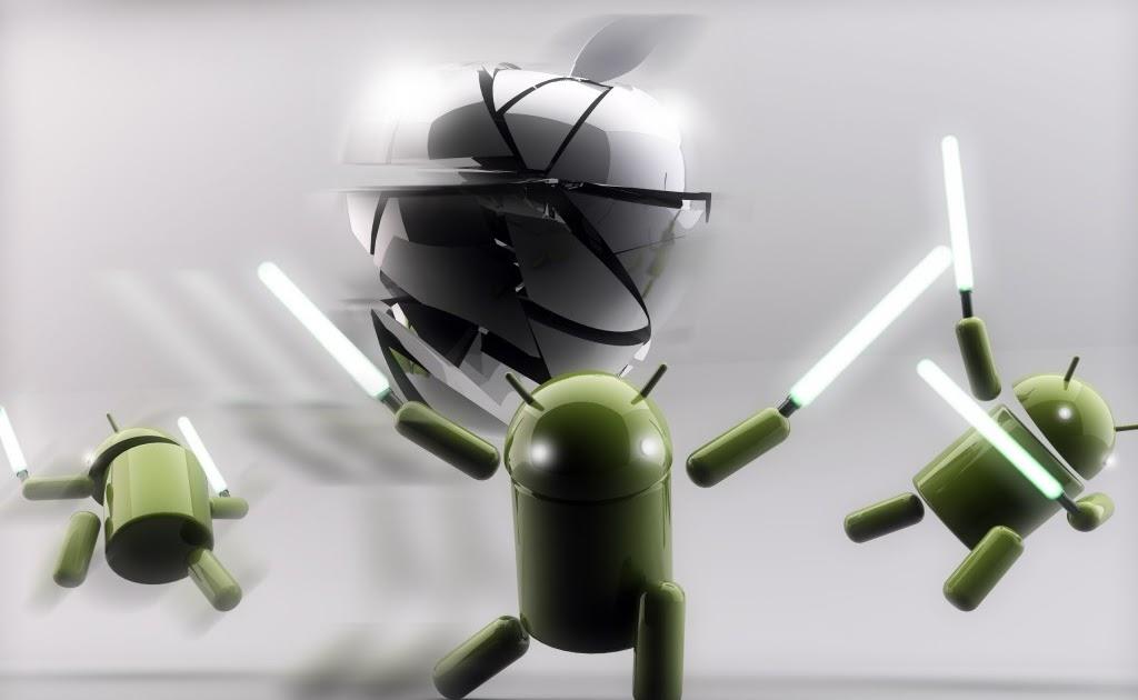 android vs apple wallpaper wallpaper wide hd