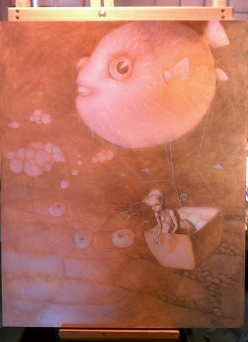 WIP - Blowfish Dream