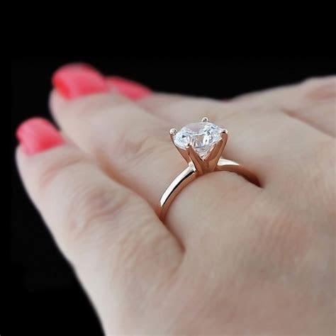 Solitaire Engagement Rings Archives   MiaDonna Diamond