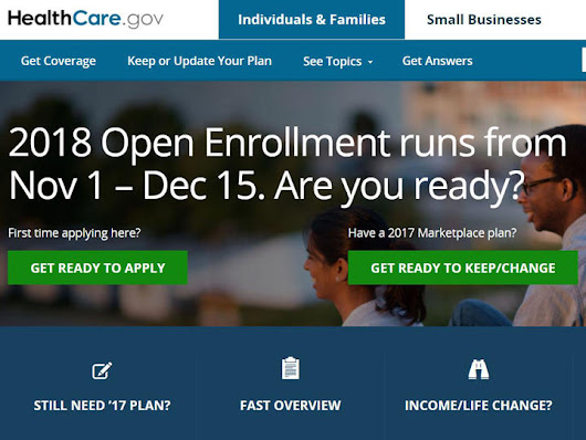 6 Changes to 2018 Individual Health Insurance Open Enrollment Period - Millennium Medical Solutions Inc.