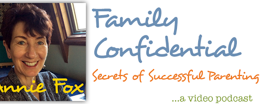 Connecting with Teens: Laura Markham : Family Confidential Podcast: Secrets of Successful Parenting — Parenting Advice with Annie Fox, M.Ed.