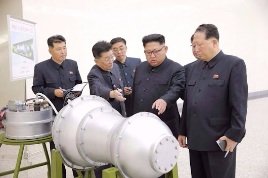 In latest test, North Korea detonates its most powerful nuclear device yet — The Washington Post