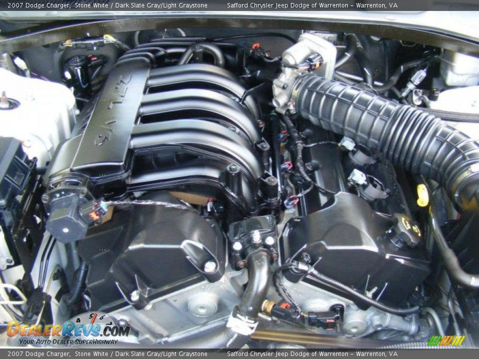 2007 Dodge Charger Engine 27 L V6