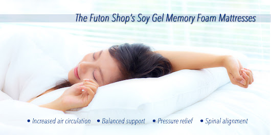 Blog - Soy Gel Memory Foam