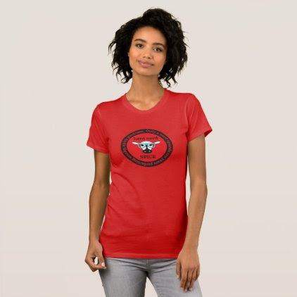 herd nerd SPICE - Women's American Apparel T-Shirt