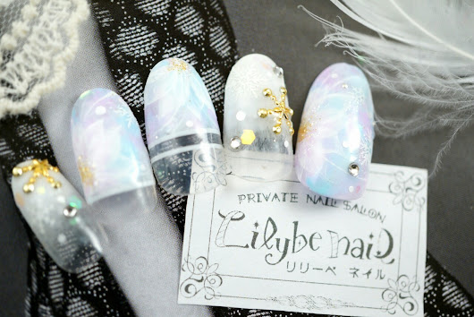 Lilybe nail(リリーベネイル)Art collection — 【Lilybe nail 新作ネイルデザイン winter collection vol.1】...