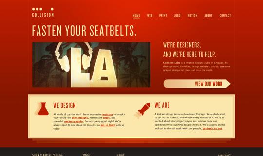 darksites13 50 Diseños web oscuros para inspirarte