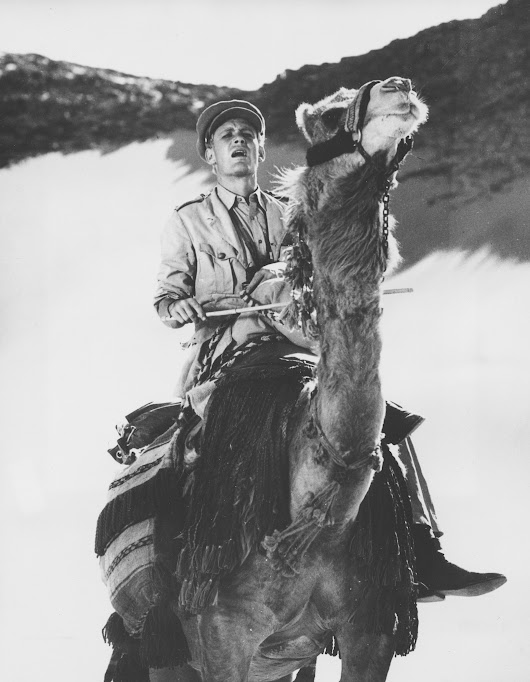 The Camels Were 'Impossible': Peter O'Toole Remembers 'Arabia'