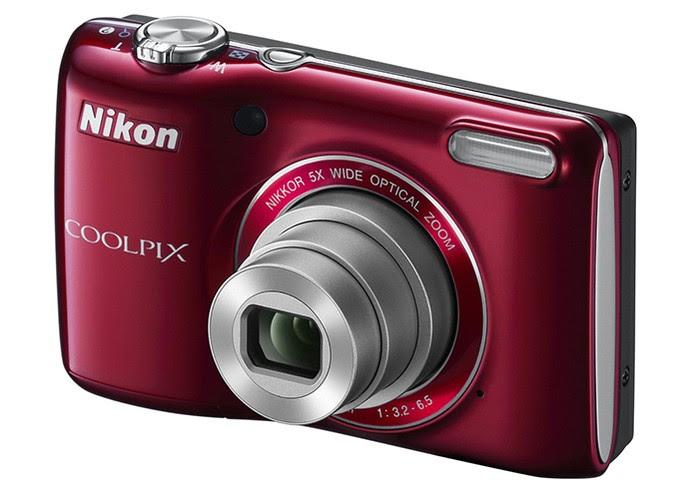 Câmera digital compacta para os avós que gostam de fotos (Foto: Divulgação/Nikon)