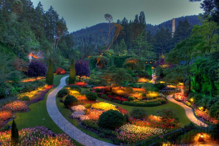 Wonderful Gardens in Canada