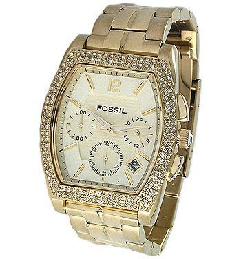 Fossil Women's Chronograph Champagne Dial Watch FS4442 - http://www.styledetails.com/fossil-womens-chronograph-champagne-dial-watch-fs4442 - http://ecx.images-amazon.com/images/I/519NqKecsZL.jpg