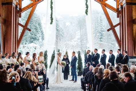 The Best Destination Wedding Venues in Canada