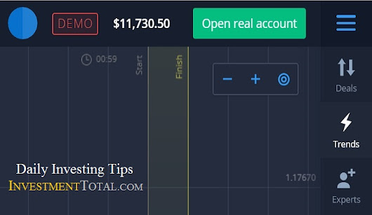 Binary Options Demo Account for Practice Binary Options Trading