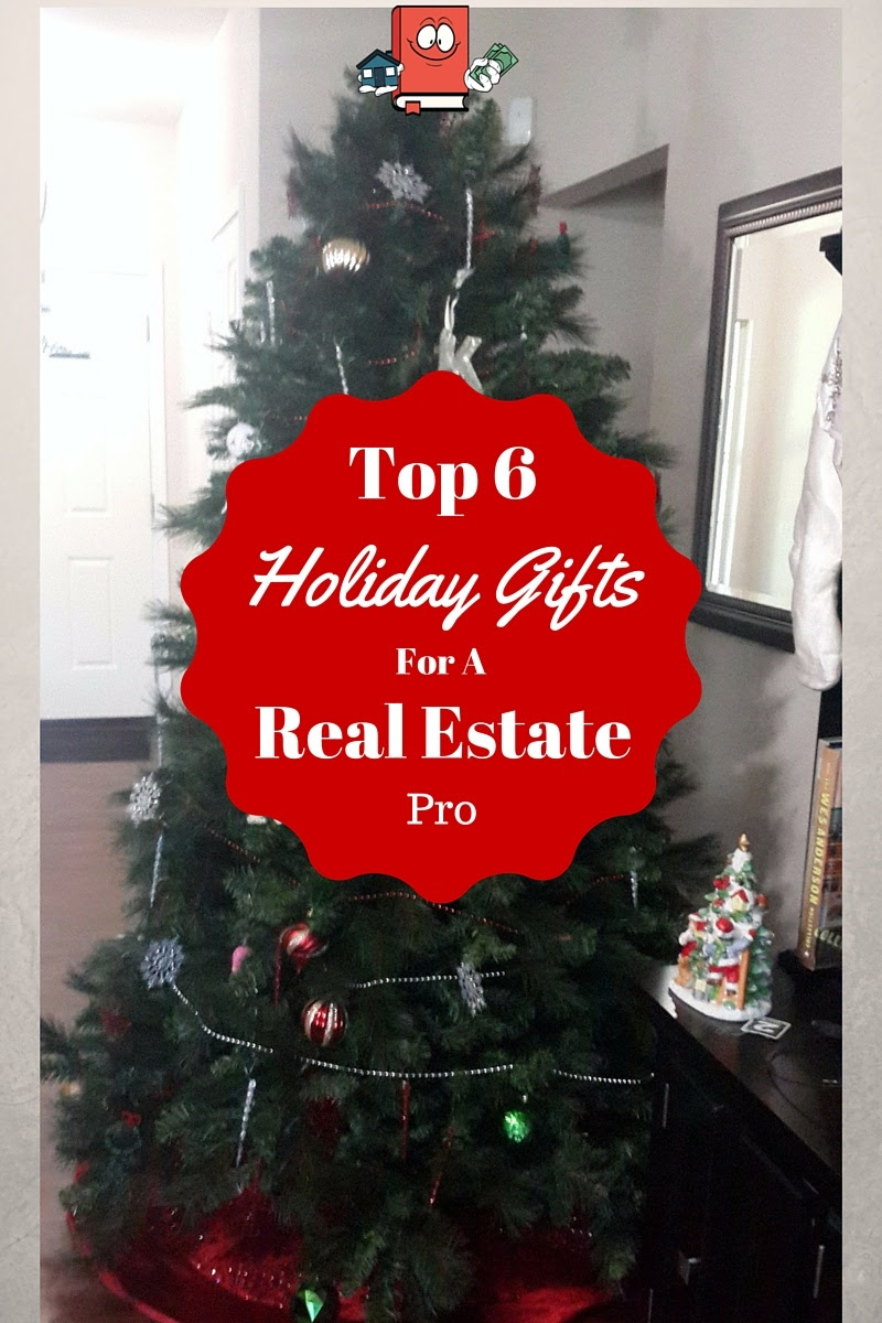 Top 6 Gift Ideas For A Real Estate Professional