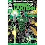 DC Green Lantern #1 Comic Book