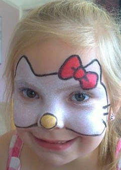 Face Painting Linda Lauderbaugh Designs