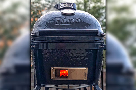Cooker Review: Primo 200 Ceramic Grill with GO Cradle - Grillseeker