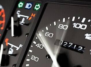 Às vezes, a quilometragem indicada não corresponde ao estado geral do carro. É bom ficar de olho