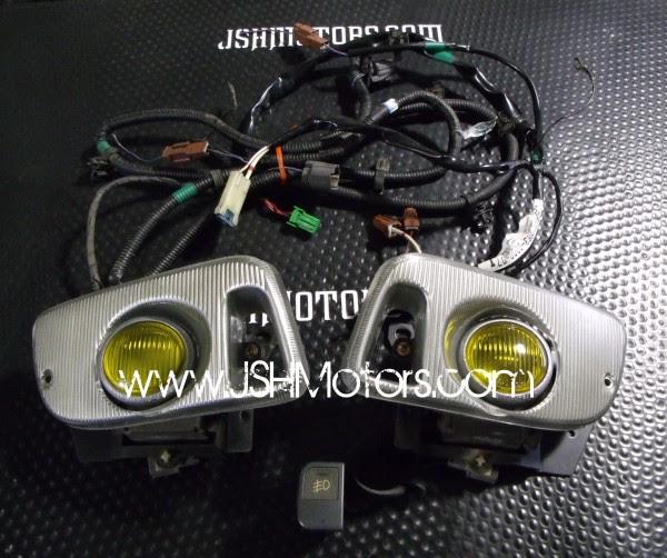 92 Accord Fog Light Wiring