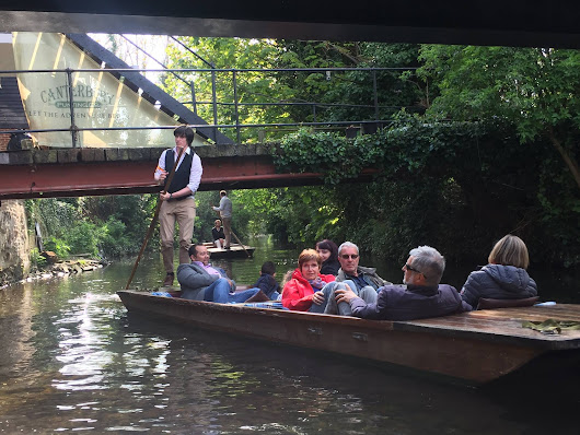 Canterbury Punting Company: Home