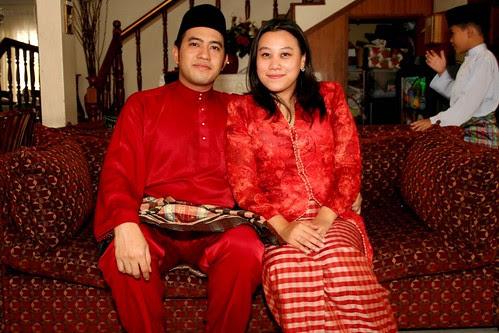 Raya 2009 @ Shah Alam