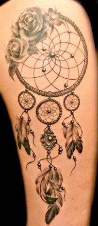 Los 40 Mejores Tatuajes De Atrapasueños Diseños Tattoos