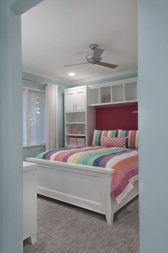 Best wallpaper ideas contemporary kids photos small bedroom design pictures remodel decor - Small bedroom space collection ...