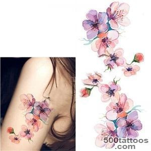 Orchid Tattoo Designs Ideas Meanings Images