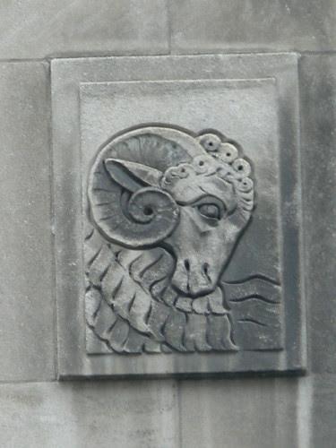 Holt Renfrew Sheep, Montreal