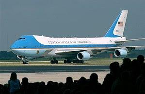 MACDILL AIR FORCE BASE, Fla. -- Air Force One ...